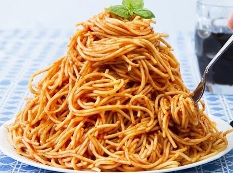Spaghetti avond
